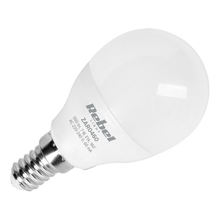 BEC LED 7W E14 G45 3000K 230V