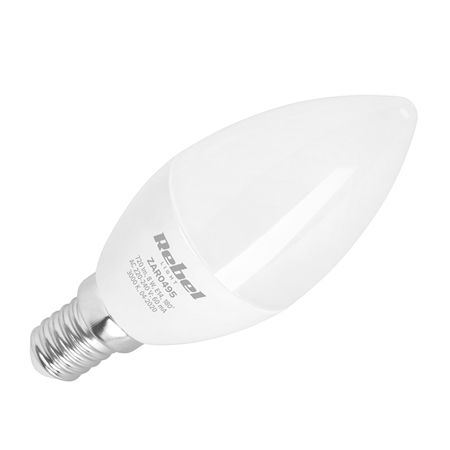 BEC LED 8W E14 3000K 230V REBEL