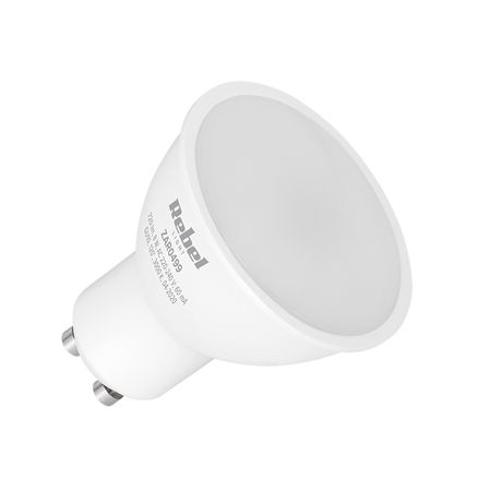 BEC LED GU10 8W 3000K 230V REBEL